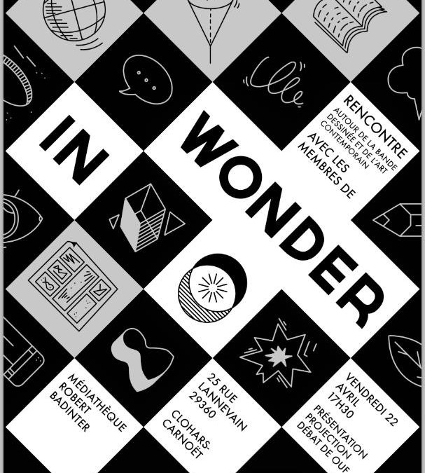 In Wonder en résidence