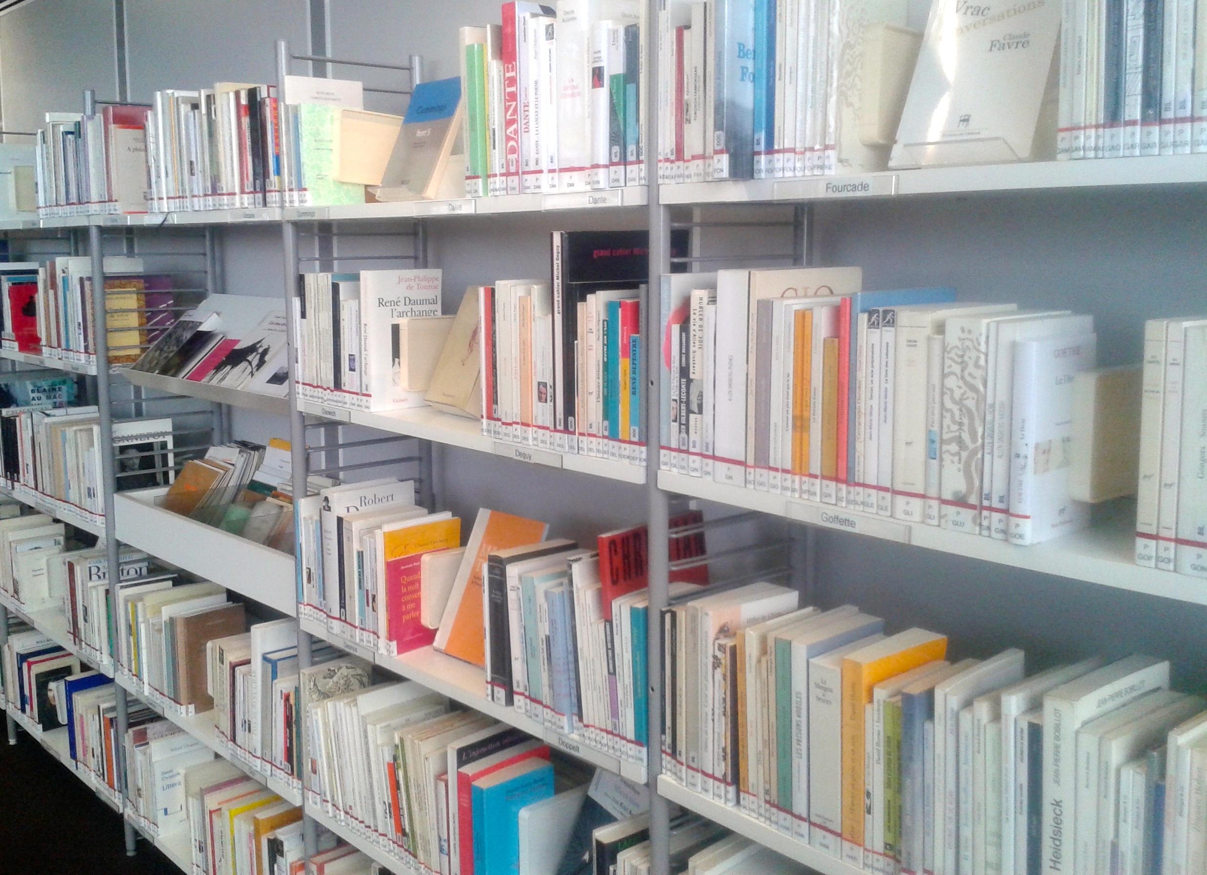 8-Bibliothèque